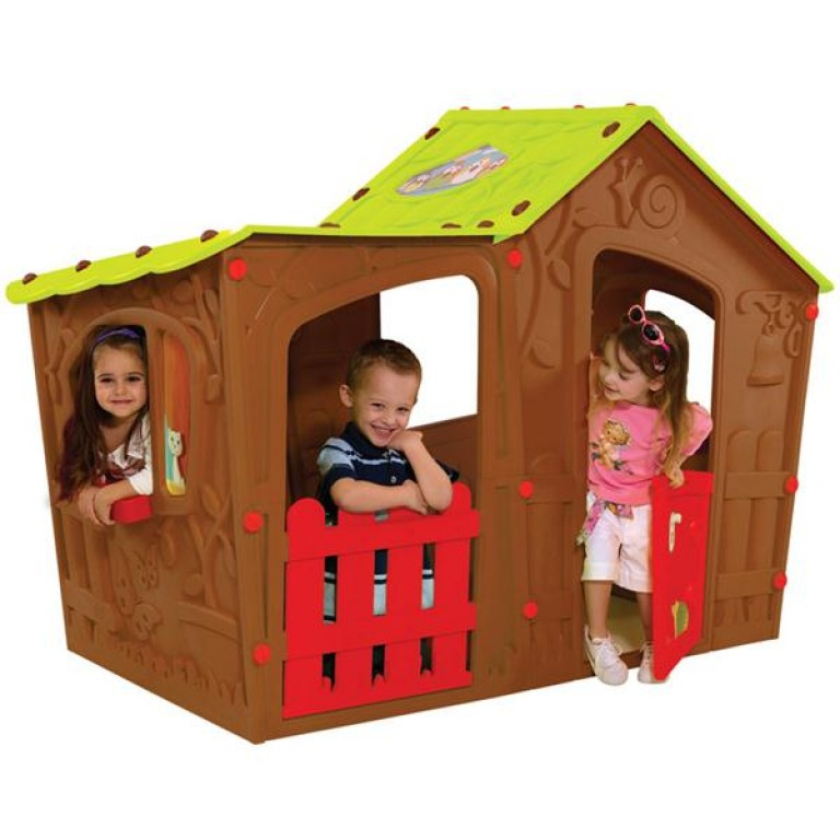 Игровой детский домик фото